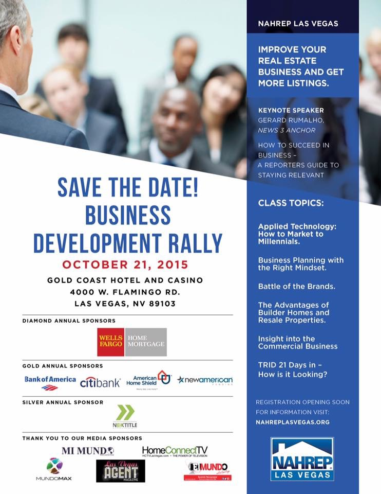 Business Development Rally